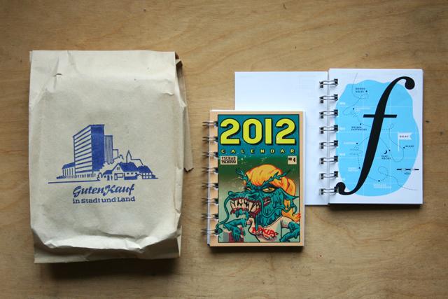 Calendar project 2012
