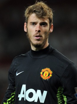 David de Gea (ANDREW YATES/AFP/Getty Images)