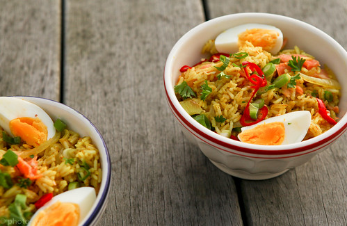 kedgeree horizontaal