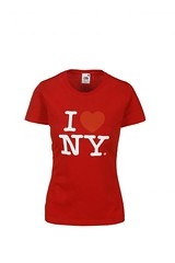 I Love NY Shirt Red Women (new-york-shirts.net) Tags: ny newyork iloveny ilovenewyork ilovela ilovelosangeles newyorkshirt nyshirt