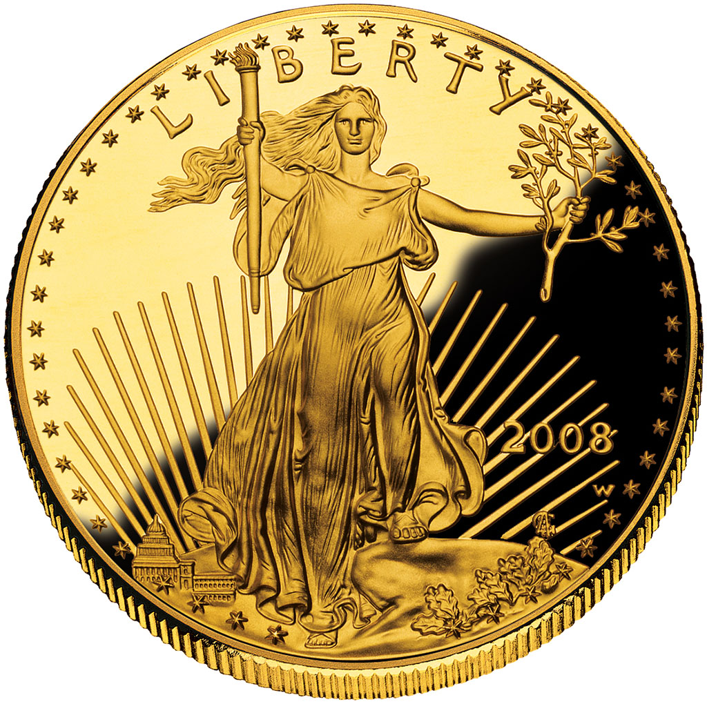 American Eagle 2008 Gold Proof Coin