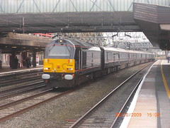67006 (VillaDeano) Tags: 70s coal scrap freds tanks sheds waterorton doncaster freightliner hsts 47s 66s