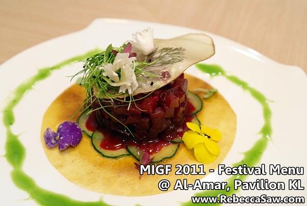 migf 2011 - Al-Amar Lebanese Restaurant-5
