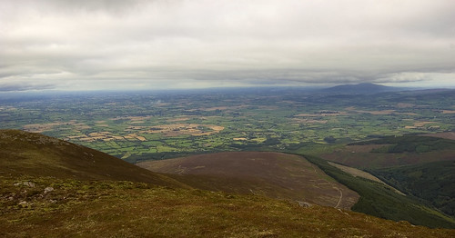 Slievenamon and The Golden Vale