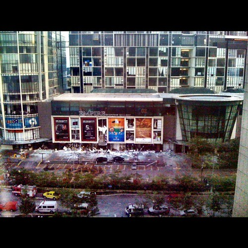 Empire Shopping Gallery Explosion Blast