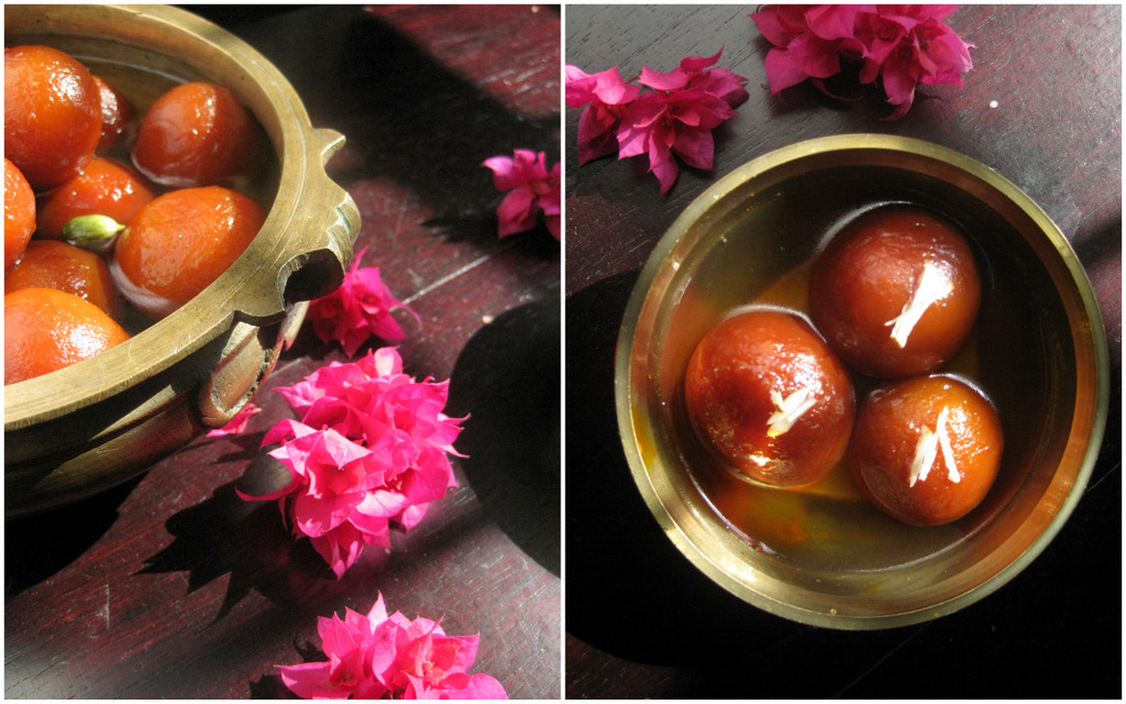 Indian Gulab Jamun Recipe