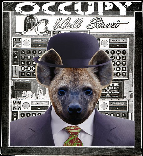 OCCUPY WS (HYENA) by Colonel Flick