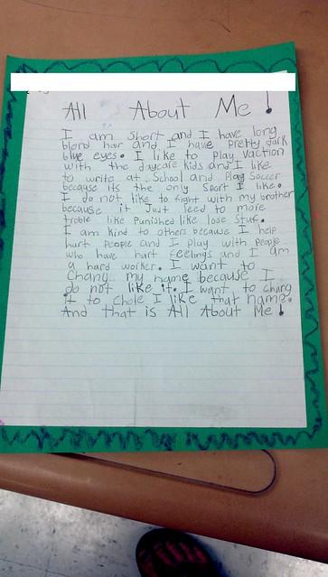Bella Letter