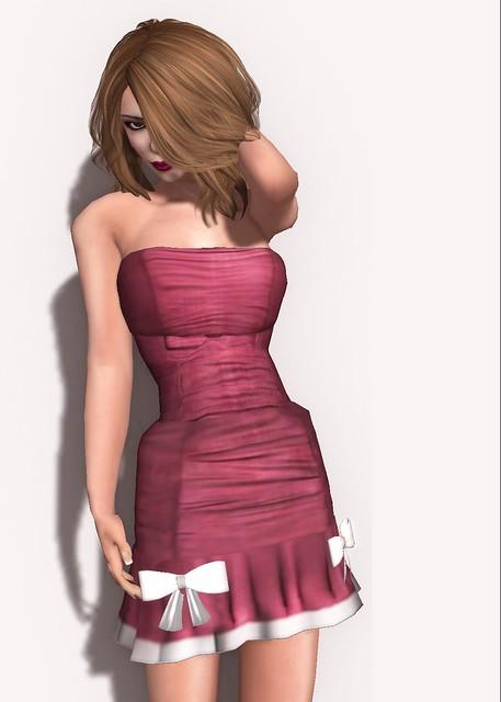 Dollarbie Sweetheart Dress