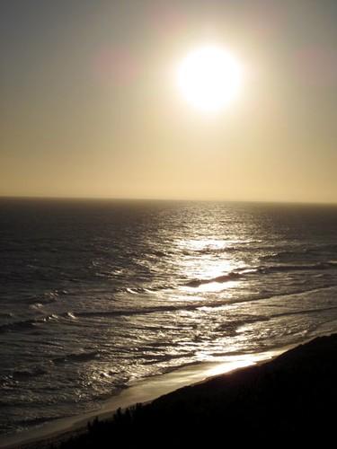 Portsea at Sunset