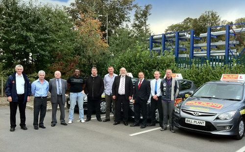 Bill Plant Driving School; new instructors