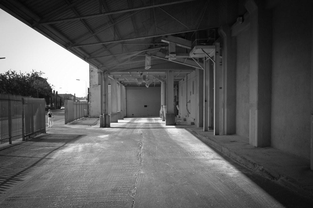 Industrial (Black n White)
