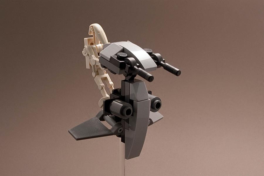 Custom Lego STAP Droid