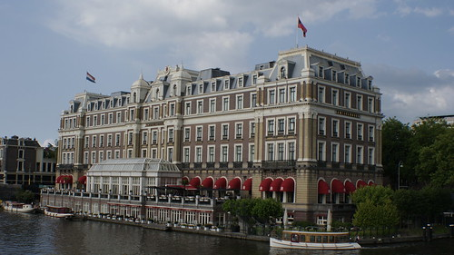 Intercontinental Amstel Hotel by Mdrewe