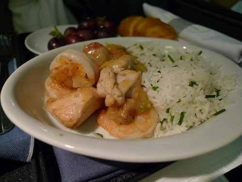 Chicken and Shrimp Jambalaya with Basmati Rice