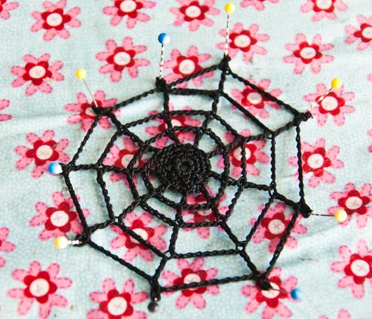 spider web tute