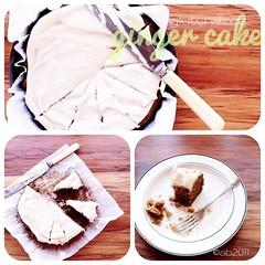Gluten-Free Ginger Cake