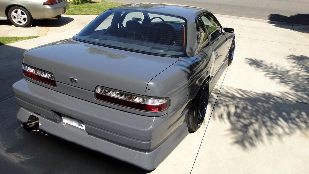 Fs 1993 240sx Coupe Bn Sports Volk Bride Endless