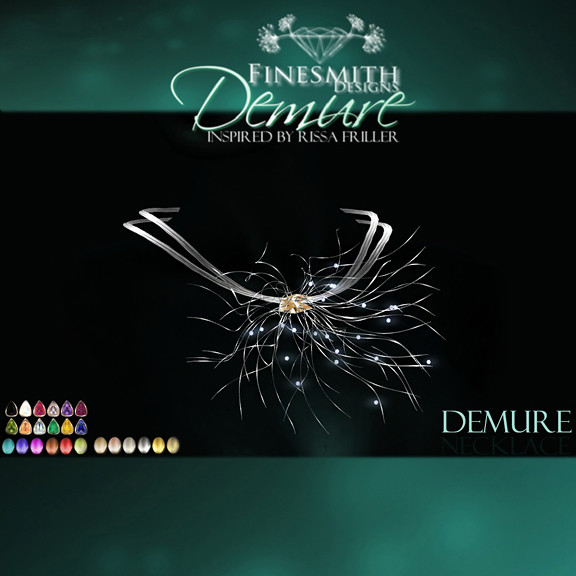 Demure Necklace