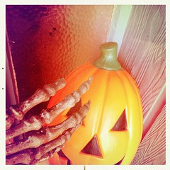 """Halloween"" iPhone + Hipstamatic Stop Motion Video - Scene 23"