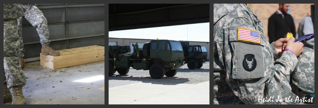 Iowa National Guard Collage