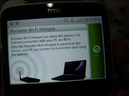 HTC ChaCha Unboxing