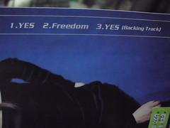 原裝絕版 1999年 1月13日 知念里奈 Rina Chinen YES CD 原價 1020YEN 中古品 5