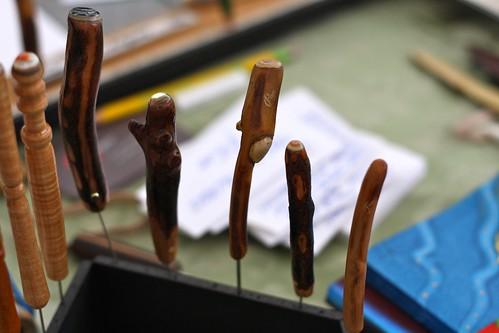 Handmade awls