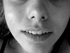 #2 So please, love me do. (Olevara_) Tags: blanco make up y sweet negro lips beatles pau domingo the 2deoctubre olevara