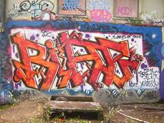 Graffiti Jyväskylä (GanjaVandal) Tags: art wall graffiti jee jyväskylä legal psyke killeri kivaa ganjavandal