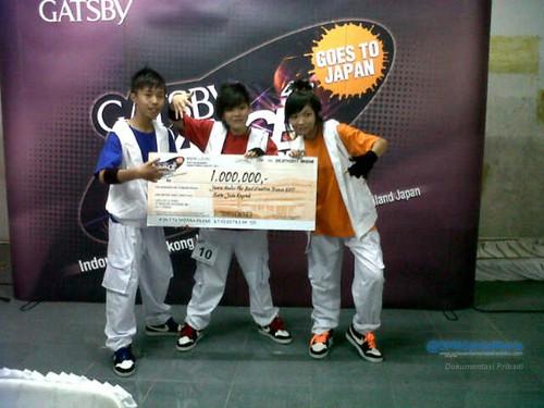 RandomSix, Tim Dance SMA Santa Maria Pekanbaru