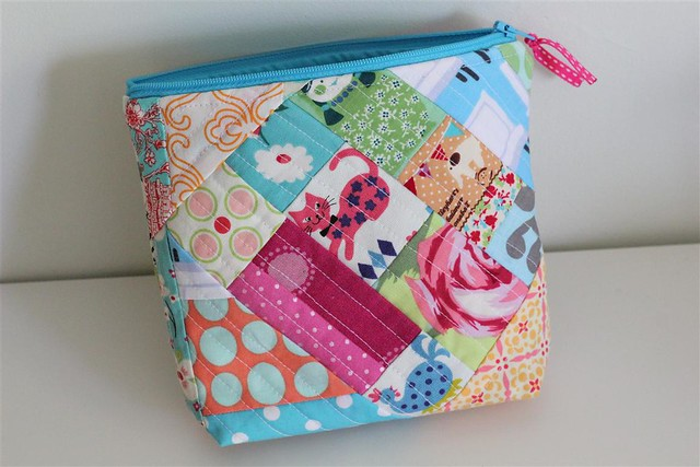 Scrappy pouch side 1