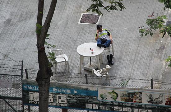 Une fenêtre sur Hong Kong #6