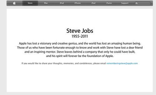 jobs声明