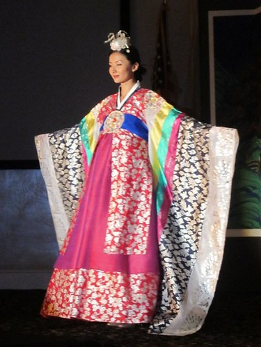 Traditional Hanbok