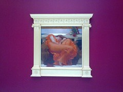 Flaming June (ClumsyIzia) Tags: puertorico ponce flamingjune museodeartedeponce