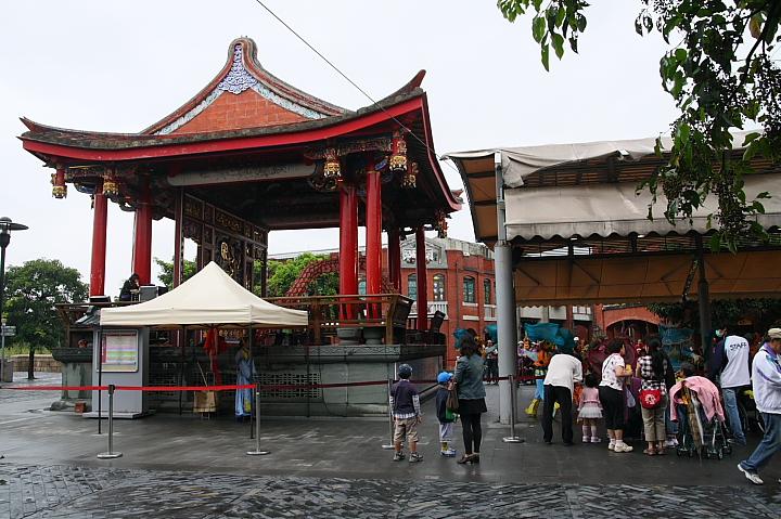 傳統藝術中心(戲臺)0002