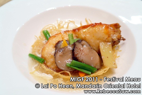 MIGF 2011 - Lai Po Heen, Mandarin Oriental-10