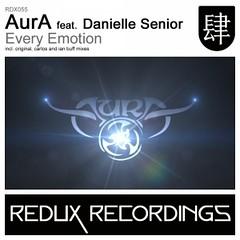 Aura Featuring Danielle Senior - Every Emotion