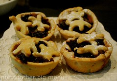 Bea's of Bloomsbury - Mince pies