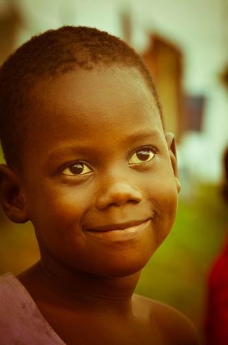 طفل ليبيري  Child Liberians by أحمد عبد الفتاح Ahmed Abd El-fatah