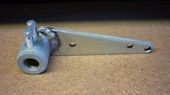 Cissell FB3 short lever f/ SFB & VSB