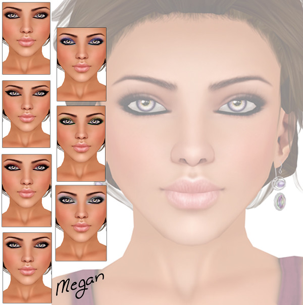 MC - Megan Makeup
