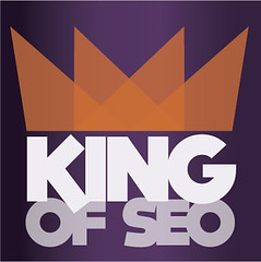 King of SEO Logo