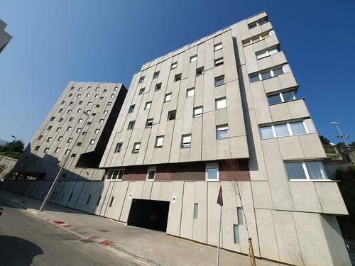 70 viviendas VPO Rekalde, Bilbao 18
