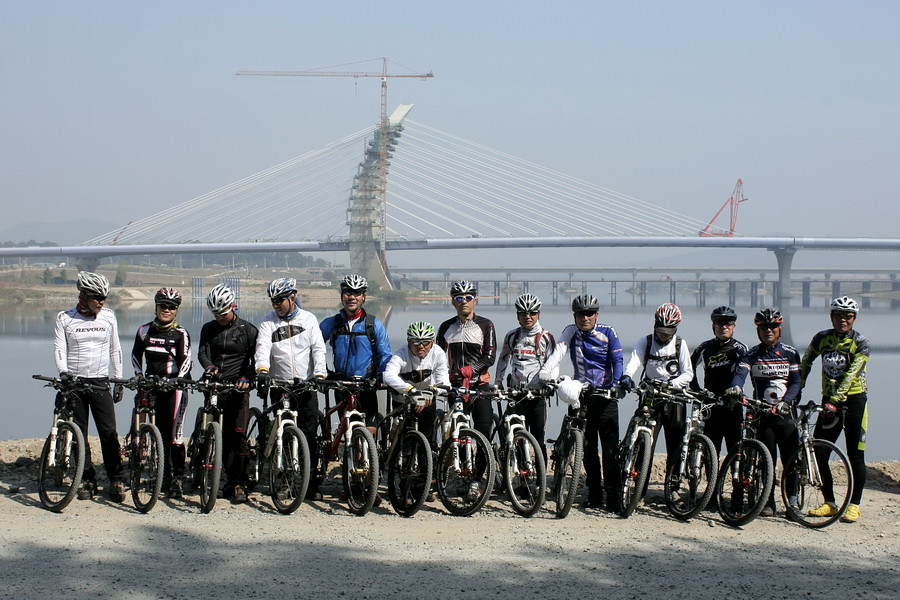 Sejong city new bridge