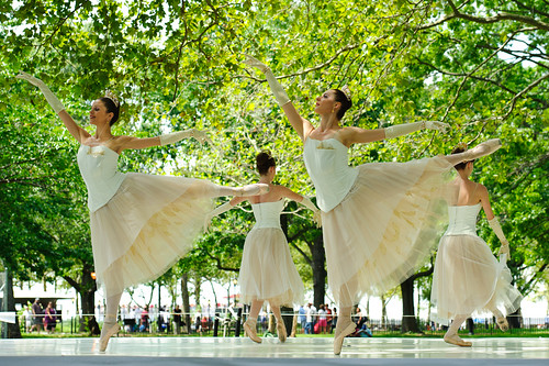 Ballets with a Twist Showcases Ballet at NYC Dance Festival