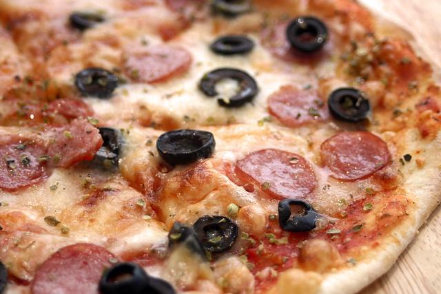 Pizza Lava