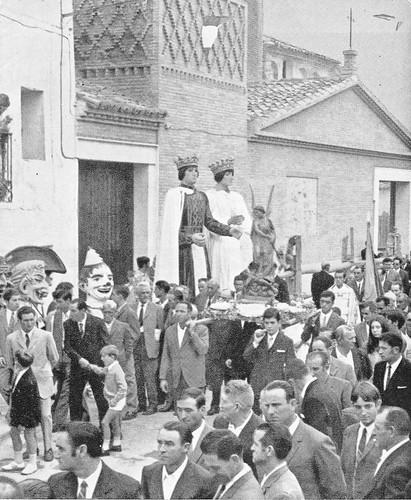 La procesion del desorden