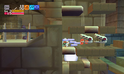 Cave Story 3DS - Sandzone 18